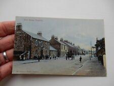 More details for vintage ayrshire postcard  dreghorn  ka11 main st  b