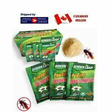 Cockroach Fast Killer Powder Best Killing Bait Powerful effect 7 bags for 19.99$