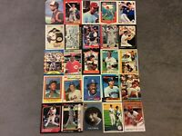 HALL OF FAME Baseball Card Lot 1975-2012 ERNIE BANKS STEVE CARLTON TOM SEAVER