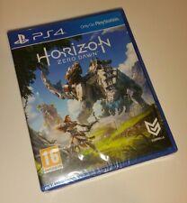 Horizon ZERO Dawn PS4 Nuovo Sigillato UK Pal Versione Game SONY Playstation 4 gioco TOP