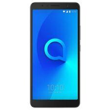 Alcatel 3C (6 inch) Smartphone 1GB (RAM) 16GB (ROM) 3G WiFi BT Android 7 (Black)