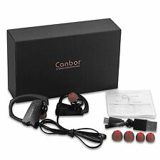 Canbor Wireless Headphones Bluetooth Earbuds 4.1 Sport Stereo Headset