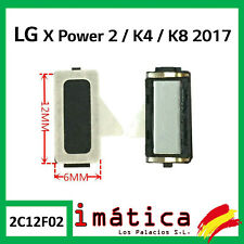 ALTAVOZ AURICULAR PARA LG K4 M160 K8 2017 M200 X POWER M320 EARPIECE SPEAKER