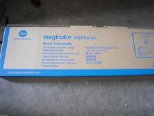 NEW GENUINE KONICA MINOLTA MagiColor 7400 7450 Color Printer Waste Toner Bottle