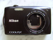 Nikon Coolpix s3200 fotocamera digitale chassis