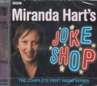 Miranda Hart's Joke Shop Complete First Radio Series 2CD Audio Comedy NEW