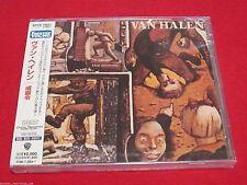 VAN HALEN - FAIR WARNING - JAPAN JEWEL CASE EDITION - 2005 FOREVER YOUNG