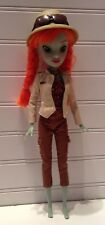 Disney Parks Attractionistas Nellie Jungle Cruise Doll