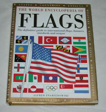 World Encyclopedia of Flags by Alfred Znamierowski 1999, Hardcover Free Ship USA