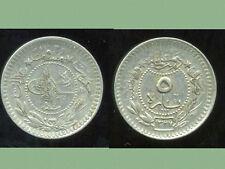 TURQUIE  5 para 1327   ( 4 )    1909-1227