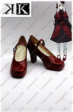 K Anna Kushina Cosplay Shoes For Costume Custom Made B1492