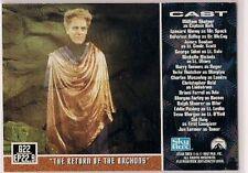 Star Trek TOS Season 1 (One) Gold Plaque G22