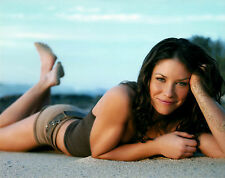 Evangeline Lilly Lost, The Hobbit 8x10 Colored Photo 01