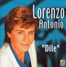 Lorenzo Antonio Dile CD New Nuevo Sealed