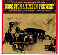 CANADA RE JAZZ CD ENNIO MORRICONE : THE ORIGINAL SOUNDTRACK : ONCE UPON A TIME