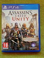 Assassin's Creed: Unity (Sony PlayStation 4, 2014, Region Free, PS4)