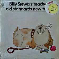BILLY STEWART - TEACHES OLD STANDARDS NEW TRICKS - CHESS - STEREO LP