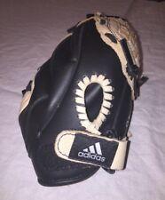 Adidas Eazy Close Ts 1000 Baseball Glove Left Hand  10.0 Youth Leather