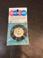 GC Electronics Walsco  Phono Tape Drive 1491 Idler Wheel