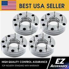 "4 Wheel Adapters 6 Lug 5 To 5 Lug 4.75 Spacers 6x5/5x4.75 2"""