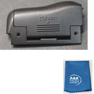 NIKON D610 D600 SD Memory Card Chamber Door Cover Replacement Repair Part