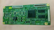 DELL W2600 , T-CON  BOARD   260WC4LV1.4  , 260W1-L03  ,  LJ94-00344A