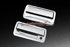 98-05 Chevy S10 Blazer Chrome 2 Door Handle Covers Cover w/o PSG Keyhole