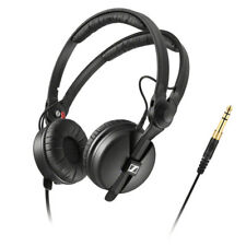 More details for sennheiser hd25 standard dj monitor headphones
