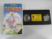 DUMBO VHS CINTA TAPE LOS CLASICOS DE WALT DISNEY ESPAÑA UNICO EBAY!!!