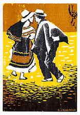 El baile del senor bambuco-Elsa zambrano Verbindungs a canción popular colombia 1975