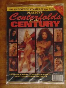 Playboy's Centerfolds of the Century Factory Sealed | Pamela Anderson #10721