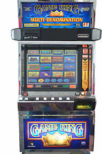 IGT GAME KING 6.0 POKER MACHINE 69 Games! (COINLESS) (TICKET PRINTER)