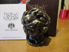Harmony Kingdom Artist Master Bronze Elephant Ukmade Cc Bronze Figurine 250 Rare