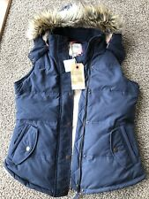Bnwt Ladies Fat Face Gilet Size 12
