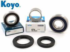 Yamaha YZF R6 600 1999 - 2002 Genuine Koyo Rear Wheel Bearing & Seal Kit