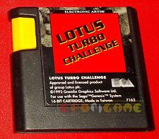 LOTUS TURBO CHALLENGE Sega Mega Drive Versione PAL ○ SOLO CARTUCCIA - E3