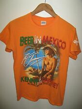 Kenny Chesney 2013 No Shoes Bare Chest Corona Light Beer Concert Tour T Shirt Sm