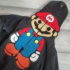 Bape Baby Milo x Super Mario Fullzip Hoodie M - Made in Japan - Very Rare