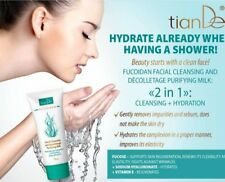 TianDe Fukoidan Facial Cleansing and Décolletage Purifying Milk Anti Ageing Wash