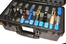 Pelican 1535 Air 7 pistol  handgun QuickDraw foam insert fits your case + bonus