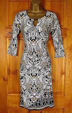 Dorothy Perkins Round Neck Casual Dresses Midi