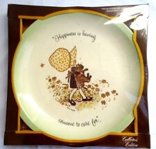 Un-Opened.Holly Hobbie.Collector'S Edition.American Greetings.Plate.Sealed