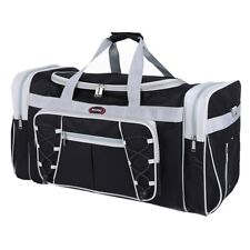 New Duffle Bag Extra Large Travel Gym Sport Shoulder Strap Mens Women Duffel Big