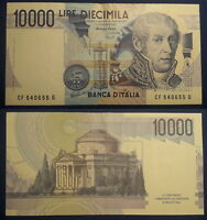 10.000 LIRE ALESSANDRO VOLTA