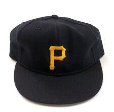 Vintage Pittsburgh Pirates Baseball Cap Size 7 1/4 New Era MLB Pro Made in USA
