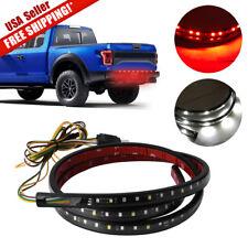 "47"" Truck LED Tailgate Strip Light Bar Brake Reverse Signal for GMC FORD CHEVY"