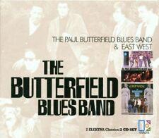 CDs de música rock blues The Band