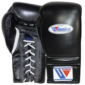 Winning Boxing Gloves Lace up 16oz
