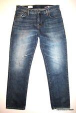 GAP 1969 SEXY BOYFRIEND Ankle Jeans Womens 26 Faded Denim Distressed