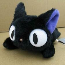 Japanese Anime Kiki's Delivery Service Jiji Cat Plush Mini Toy Gift Doll